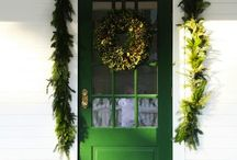 Home: Front Door Study