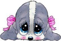 Mesevilág: Kutyusok (Dreamland: Dog) / clip-art