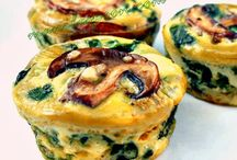 quiche spinach cups
