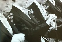 Wedding groom dress code