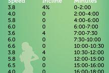 beginner treadmill