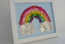 Crafts--BUTTONS / by Melissa Solomon