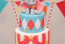 Cake Dumbo