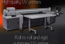 Handtop UV printers / Information about the amazing and diverse Handtop range of UV printers.