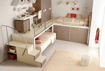 Bedroom ideas / Ideas for my room...