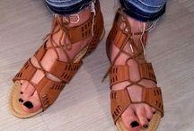 Sandały :)