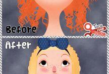 Toca Hair Salon 2 Experience / https://itunes.apple.com/ru/app/toca-hair-salon-2/id569632660?l=en&mt=8