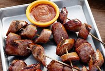 recipes - Tailgating style foods / by Kristen