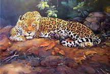 Леопард Ягуар Пантера ДК