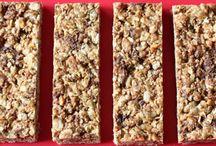 Bars/cookies/snacks / by Emily Keller