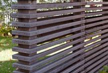 gard lemn& terase