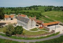 Woodlands Farmhouse  / Woodlands Farmhouse - our largest property sleeping 14 in 7 bedrooms