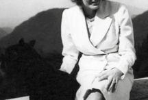 Eva Hitler / Pequenas lembranças da primeira dama do 3 Reich