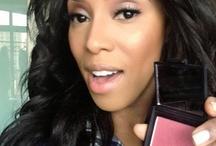 Celebrity Beauty ID: Blush / by Blaq Vixen Beauty