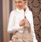 Brautjäckchen und Boleros / Ausgefallene und wunderschöne Brautboleros, Jäckchen und Schals für Eure Hochzeit