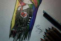 Drawings ^o^ ✏