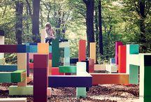 Landscape & Playground