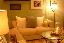 sofa wall decor ideas