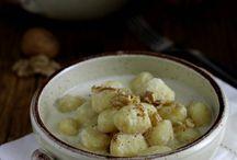 Ricette - Gnocchi (carne o verdure)
