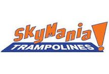 SkyMania Trampolines / SkyMania Trampolines of Kirkland, WA is the place to jump, bounce and play on wall to wall trampolines. Play trampoline dodge ball, jump your way to fitness, or have a bouncy birthday party or corporate event.