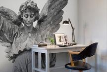 Rebel Walls Behang / Wallpaper / Fotobehang / Interieur / Bekijk hier het unieke fotobehang uit Zweden van Rebel Walls. Zeer geschikt voor zowel woonkamer, slaapkamer en kinderkamer. Keuze uit veel verschillende soorten foto's en je kan ook zelf een foto uploaden. Het behang is schaalbaar voor elk formaat.