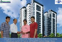 Handing Over / Congratualations to all for being a part of Desai Homes, one of the best builders in Kerala