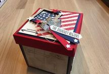Explosionsbox Amerika