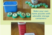 Bottle lid ideas