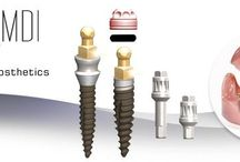 Mini Dental Implants & Supplies / The right implant changes everything!  The main application for the Lew MDI Mini Dental Implant is the stabilization of the full denture in the mandible and maxilla. The line offers a wide variety of dimensions to best address the individual case.