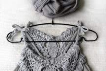 Вязание + ткань