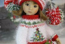 Одежки для куклешки