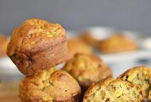 Muffins cu avocado si banane