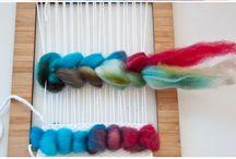 weaving