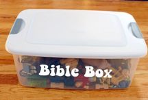 Quiet Time for Teacher: Bible Study Creatively / Get excited about God's Word!  If you need to use your creative juices that God gave you ... All the Better!! / by Green Acre Family Childcare :Jan Huebner