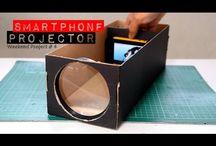 Proyector smartphone