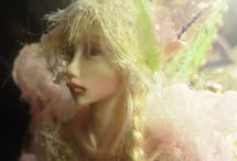 Fantastic Dolls. / by Pattie Burns