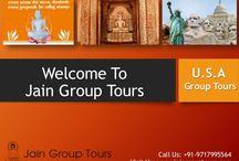 Jain USA Group Tours