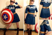 Projets couture geek