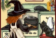 Kitchen Witchery / by Foxglove Moonshaddow