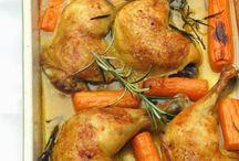 rozmaringos fokhagymas csirkecomb