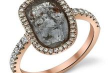 Engagement /wedding rings !