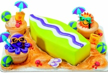 Fun in the Sun / Make a splash in your bakery with DecoPac's spectacular summer products!   / by DecoPac Inspirations and Cake Ideas