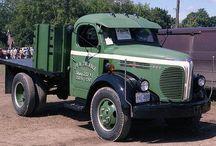 Old Reo Trucks