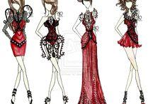 moda çizimi
