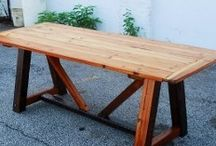 Salt Wood Co. - Charleston, SC / Salt Wood Co. designs and makes handcrafted wood furniture from reclaimed wood and finishes with natural or organic materials.