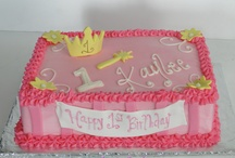 Sugar High Custom Cakes / Party inspiration for The Whimsical Wish / by Nina Becton