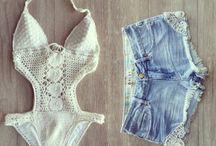 boho swimwear