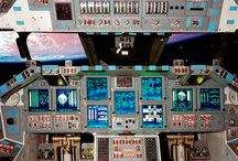 Control Panels / Buttons knobs dials lights - how we control the technology around us
