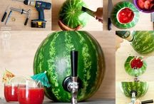 DIY Party Ideas / Here are some great do it yourself (DIY) party ideas. Includes decorations, crafts, and more!