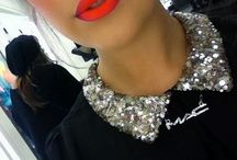 Beautiful lips / Lips make up, lipsticks